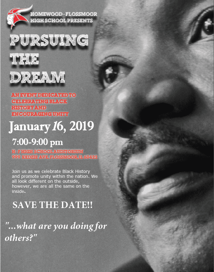 Pursuing the Dream png 2019