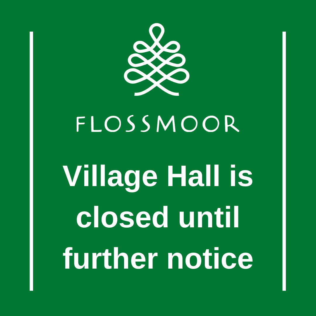 Village Hall is closed until further notice (2)